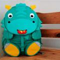 Коллекция Детские рюкзаки 30 наименований стоимостью от 2750 до 4500 руб.