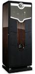 Изысканные материалы и совершенство формы, новая коллекция часовых шкафов от Buben&Zorweg Мираж со встроенным сейфом.