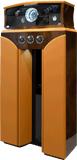 Модуль с сенсорным управлением для завода восьми механических часов со встроенным хьюмидором, баром и механическими часами