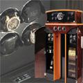 Коллекция Шкаф для часов 40 наименований стоимостью от 50000 до 116000000 руб. Роскошная отделка и высокое качество  шкафов для подзавода и хранения часов из коллекции Buben&Zorweg порадует любого ценителя механических часов. Функциональность и долговечность, в сочетании с эксклюзивной отделкой и авторским дизайном  – неоспоримые преимущества шкафов для часов Buben&Zorweg. Встроенный модуль для подзавода часов с сенсорным управлением – гарантия удобства и точности работы. В коллекции есть уникальные модели, сделанные в единственном экземпляре.