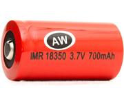 Li-ion AW IMR 18350 700 mAh