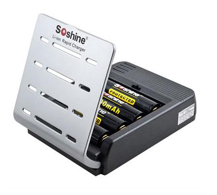 ...v.2 Универсальное зарядное устройство для Li-ion аккумуляторов всех...