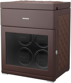 Benson BS4 Brown Limited Edition