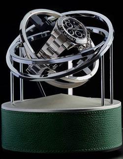 Bernard Favre Silver green