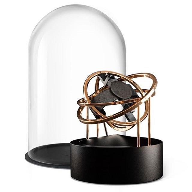 Bernard Favre Planet Gold