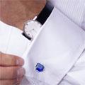 Коллекция Запонки Bertini 27 наименований стоимостью от 3820 до 6820 руб. Эти металлические запонки со вставками из синего, черного и розового хрусталя способны стать настоящим откровением для всех тех, кто ценит в подобных изделиях, прежде всего,  подчеркнутую декоративность и претензию на изысканный статус.  Безупречный стиль и особое изящество – главные черты модельного ряда известного итальянского бренда. Независимо от формы и цветового исполнения эти запонки способны стать главной деталью вашего вечернего наряда либо строго делового костюма, являя собой гармонию в чистом виде. Остаться равнодушным к такой концентрированной красоте – невозможно.