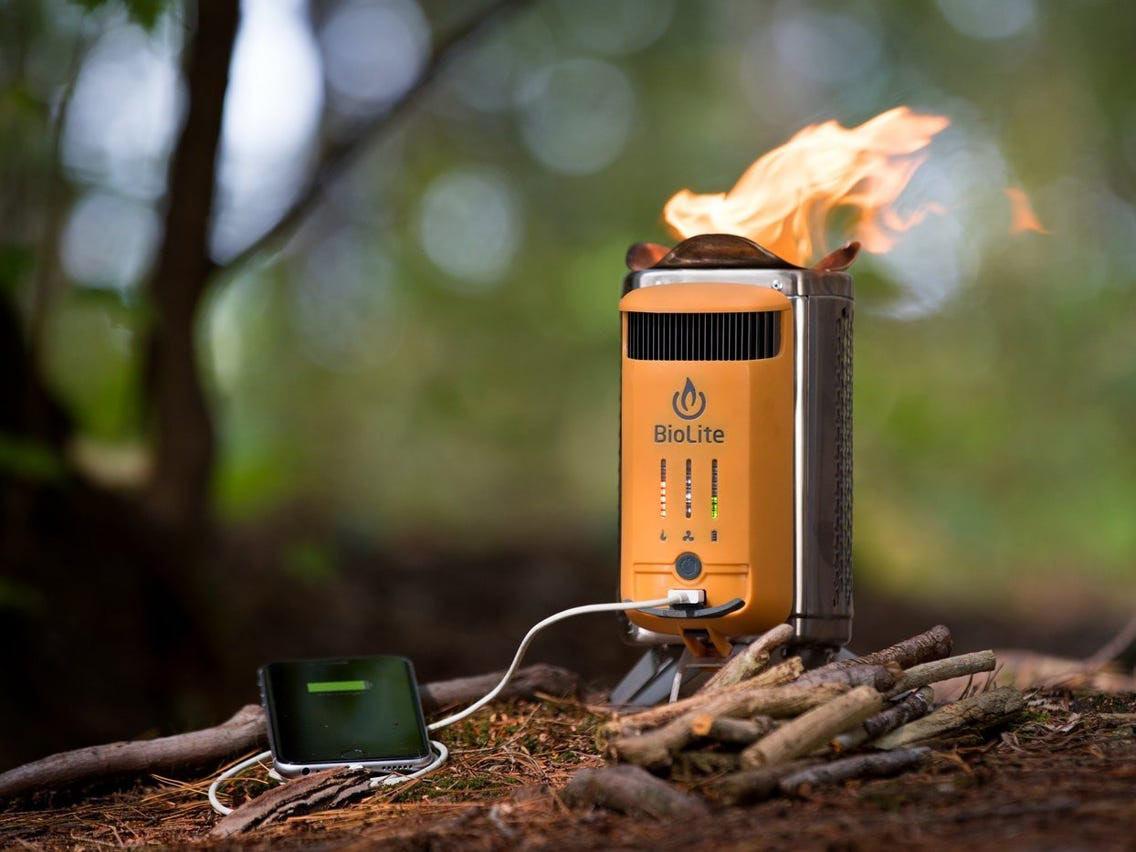 BioLite CampStove 2 Plus