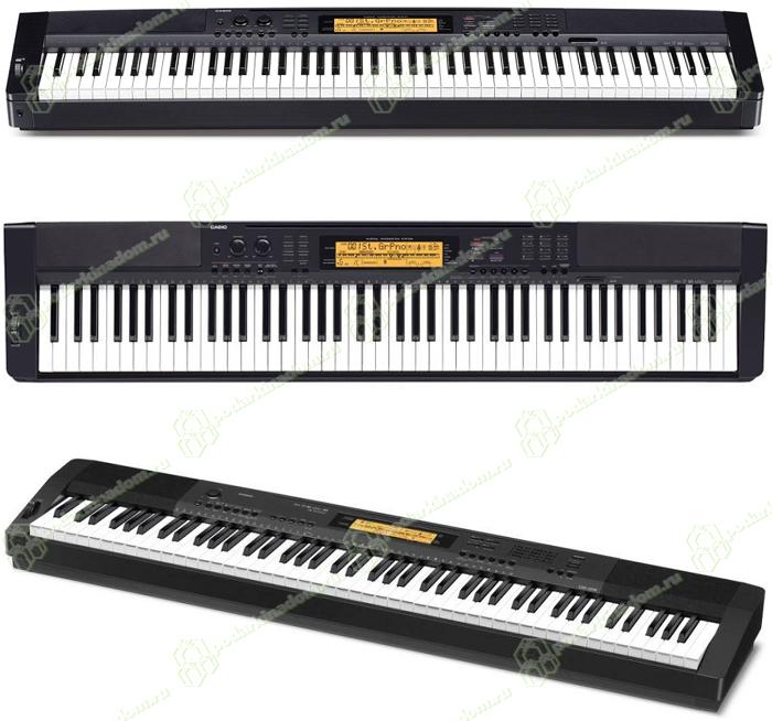 Электронное пианино CASIO PodarkiNaDom.RU 25900.000