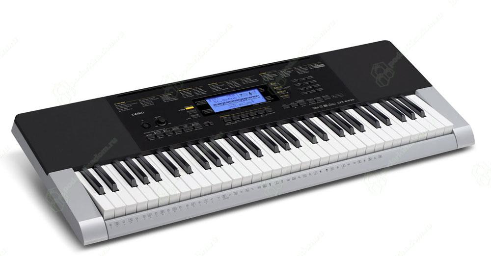 Музыкальные синтезаторы CASIO PodarkiNaDom.RU 11990.000