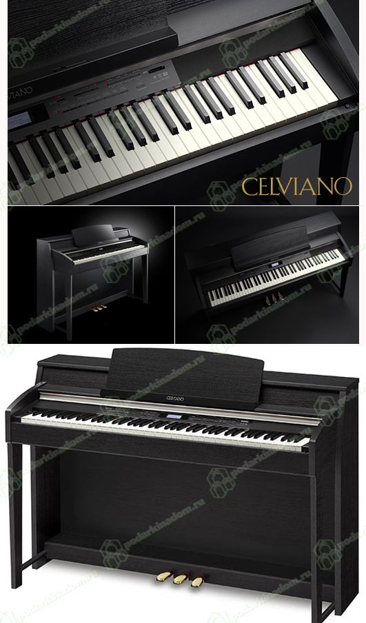 Электронное пианино CASIO PodarkiNaDom.RU 67990.000