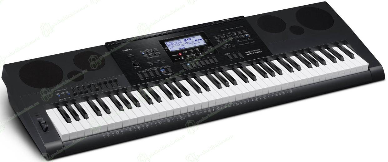 Музыкальные синтезаторы CASIO PodarkiNaDom.RU 24390.000