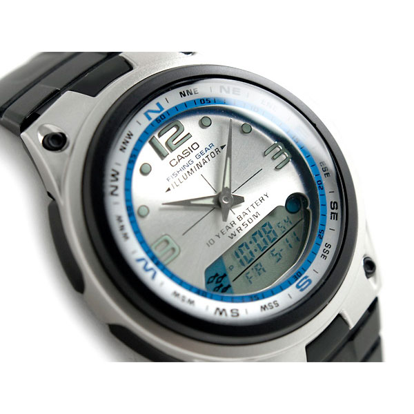 купить часы касио рыболовные в интернет магазине