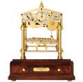 Коллекция Настольные часы 9 наименований стоимостью от 88588 до 1155000 руб. Уже более 150 лет часовая мануфактура COMITTI of London изготавливает настоящие английские часы, впитавшие в себя дух великой Британской империи. Эти изделия, давно уже ставшие классикой английского часового дела, напоминают нам о вечности времени и являются подлинной семейной реликвией, бережно передающейся от поколения к поколению.