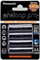 Panasonic Eneloop XX (HR3UWX-4шт.)