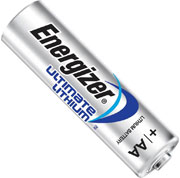 ENERGIZER Energizer Lithium AA (2шт.)