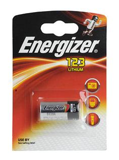 ENERGIZER CR123
