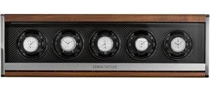 Шкатулка для завода 5 наручных часов от немецкой компании Erwin Sattler