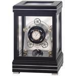 Эксклюзивная по своему качеству, свойствам и назначению шкатулка для подзавода часов выдающейся немецкой марки Erwin Sattler Rotalis I Black