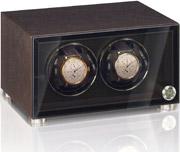 Шкатулка для механических часов с двумя независимыми моторами и возможностью программирования