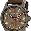 Коллекция Наручные Швейцарские часы 95 наименований стоимостью от 3494 до 40335 руб. Часы Wenger созданы специально для тех, чья жизнь связана со спортом и экстримом.  Часы Wenger практичны, высокого качества, которое оптимально соотносится с ценой.  Часы Wenger производятся в Швейцарии. Их корпус и браслет изготавливаются из нержавеющей стали. Часы могут также быть снабжены резиновыми или кожаными ремешками. Кроме того, у наших часов большие удобные циферблаты. Все часы выдерживают давление воды на глубине, как правило, от 100 до 200 метров (минимум 30 метров).  В настоящий момент коллекция часов Wenger состоит из 150 моделей.