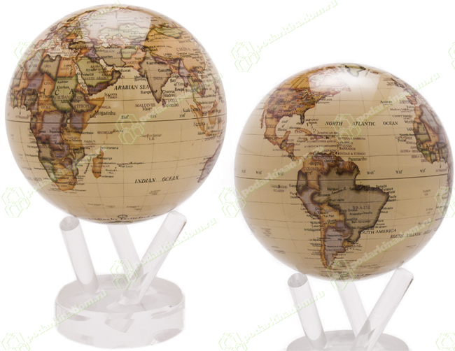 Mova Globe MG-6-ATE