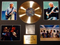 Gold Discs PINK FLOYD