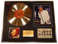 Gold Discs ROD STEWART Gold disc