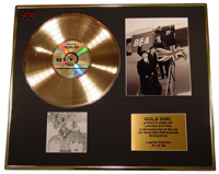 Gold Discs THE BEATLES