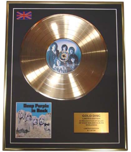 Gold Discs 11410