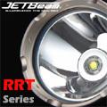 """Коллекция Фонари Jetbeam RRT Series 6 наименований стоимостью от 2990 до 10800 руб. Серия фонарей RRT или """"Raptor"""" от JetBeam включает в себя модели с анодированием серого цвета высшей степени твердости, тактической направленностью использования и обязательным атрибутом - магнитным кольцом управления режимами. Кольца могут иметь несколько фиксированных положений, по одному положению для каждого режима, либо возможность плавной, бесступенчатой регулировки яркости. Для питания преимущественно используются мощные литиевые аккумуляторы или батарейки."""