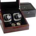 Коллекция Challenge 3 наименования стоимостью от 38000 до 38000 руб. Как заводить механические часы? Лучше всего это делать с помощью удобных шкатулок для часов с автоподзаводом. Коллекция боксов Challenge two для подзавода двух часов идеально подходит в подарок тем, кто предпочитает носить стильные механические часы. Отделка, дизайн и технологическая сторона шкатулок KADLOO продуманы до мелочей. Коллекция Challenge two от  KADLOO – это воплощение немецкой сдержанности и  практичности, высокий стиль, красота и надежность.