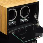 Коллекция Шкатулки для автозавода часов 23 наименования стоимостью от 19500 до 114900 руб. Шкатулки для часов Linea del Tempo радуют поклонников компании элитным, продуманным дизайном и высокой точностью. Они удобны в использовании, долговечны, позволяют устанавливать индивидуальную программу завода часов. Некоторые модели дополнены отделением для хранения аксессуаров. Благодаря отделочным материалам из ценных пород дерева шкатулки для часов Linea del Tempo гармонично вписываются в любые интерьеры