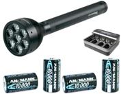 LED Lenser X21 + АКБ + ЗУ