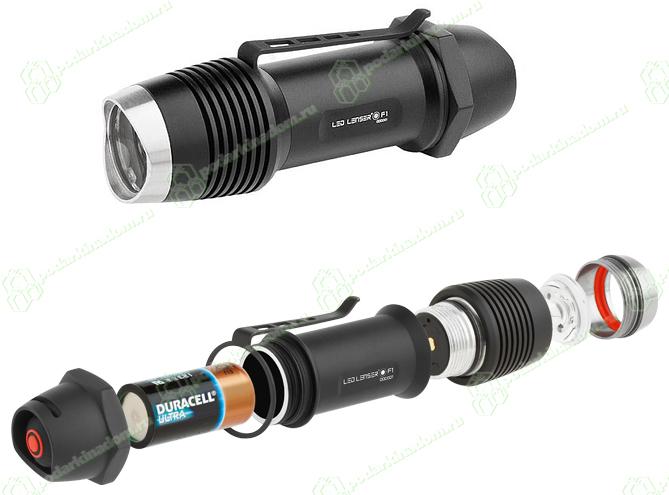Светодиодные фонарики LED Lenser