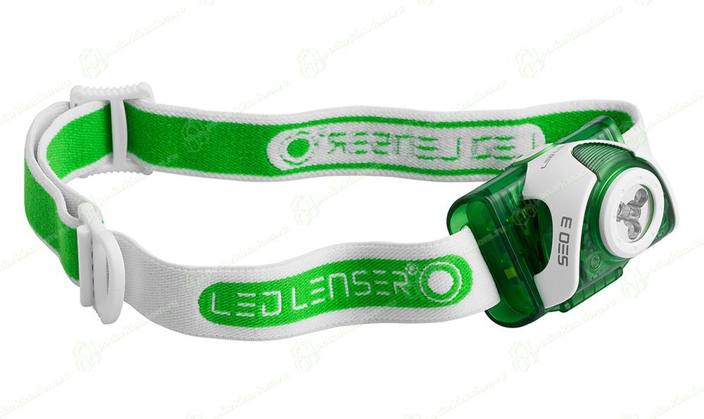 Светодиодные налобные фонари LED Lenser PodarkiNaDom.RU 1810.000