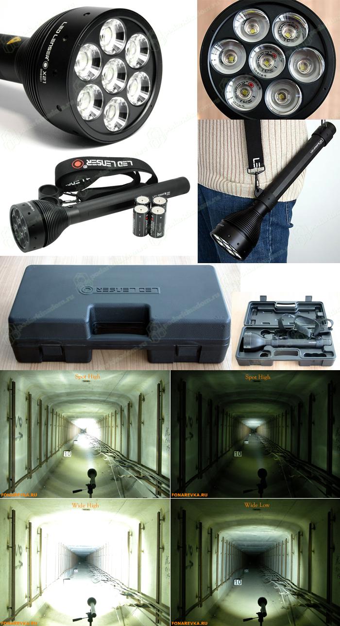 LED Lenser X21