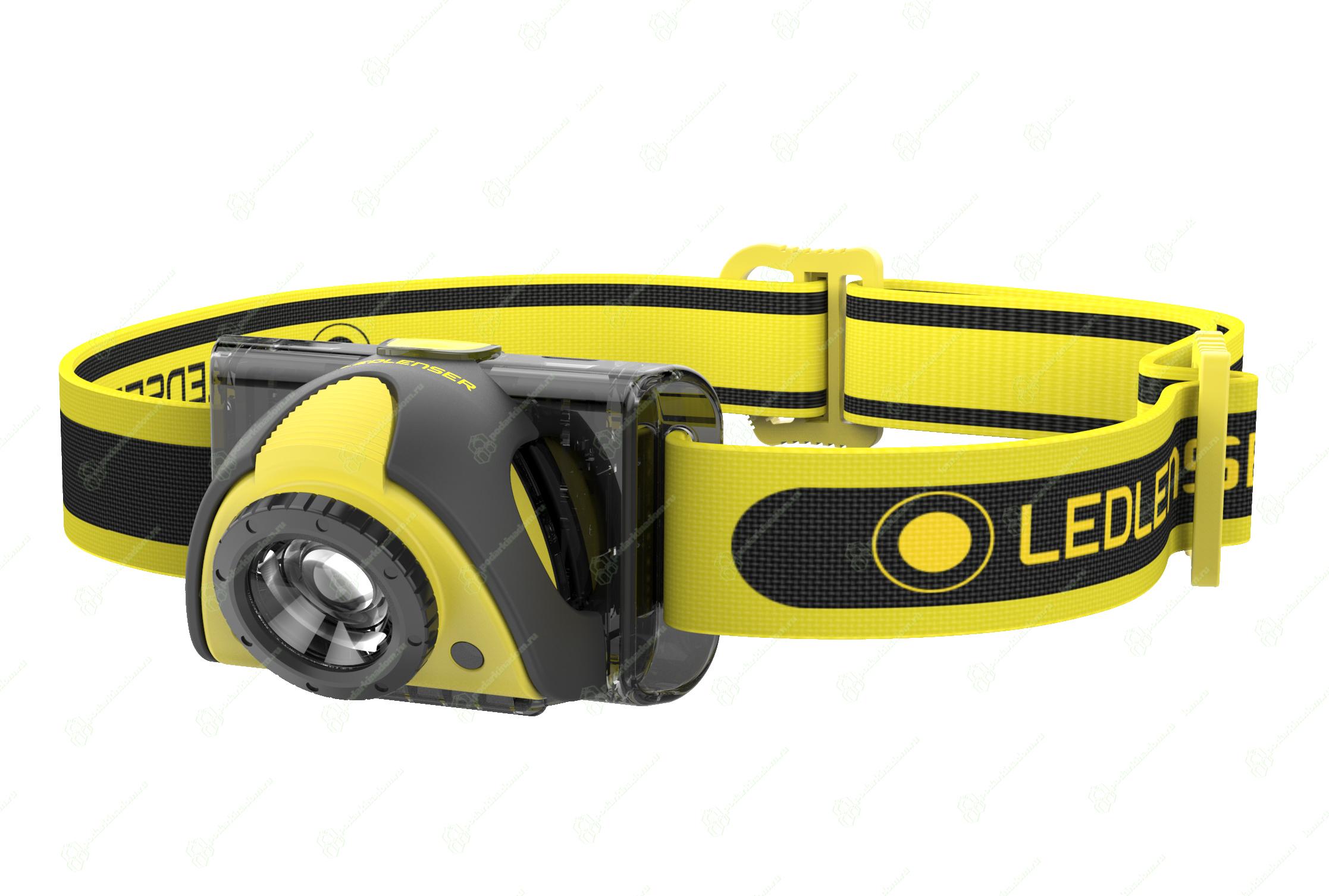 LED Lenser i-SEO5R