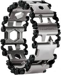 Leatherman Tread Steel/Black