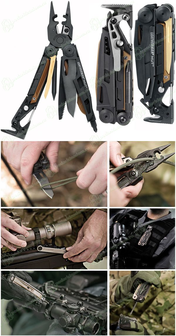 Мультитулы Leatherman PodarkiNaDom.RU 11550.000