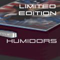 Коллекция Хьюмидоры Lotus из лимитированной серии 10 наименований стоимостью от 11900 до 29900 руб.