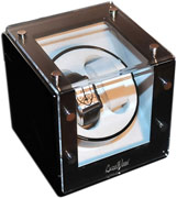 Шкатулка от LuxeWood для подзавода двух механических часов