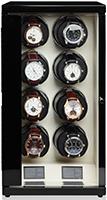 Шкатулка для часов с автоподзаводом для 8-ми механических часов