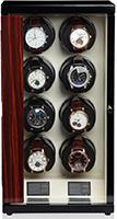 Шкатулка для часов с автоподзаводом для 8-ми механических часов.
