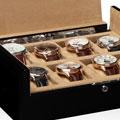 Коллекция Шкатулки для хранения часов 3 наименования стоимостью от 16500 до 16500 руб. Деревянные боксы для хранения часов от Luxwinder. Классическая форма шкатулок прекрасно сочетается с богатой отделкой. Здесь представлена и отделка натуральной древесиной и карбоном. Внутреннее исполнение из износостойкого велюра