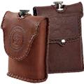 Коллекция Фляги в кожаных футлярах 2 наименования стоимостью от 4890 до 4890 руб.