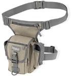 0401KF.  Maxpedition.  3 780 i. Универсальная сумка для ношения на плече или на ноге с креплением на поясе.