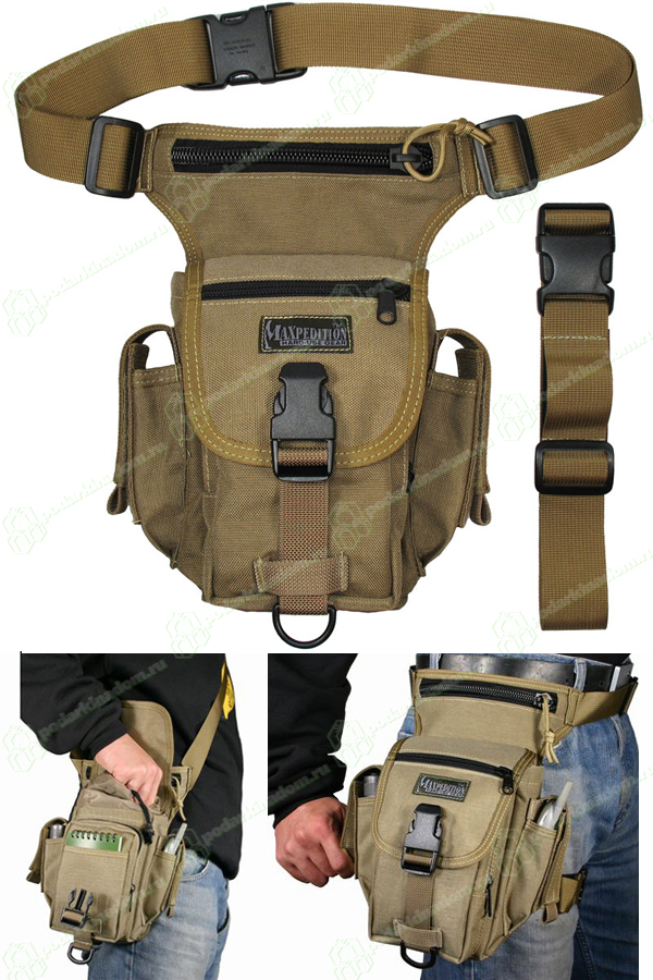 Сумки Maxpedition PodarkiNaDom.RU 3930.000