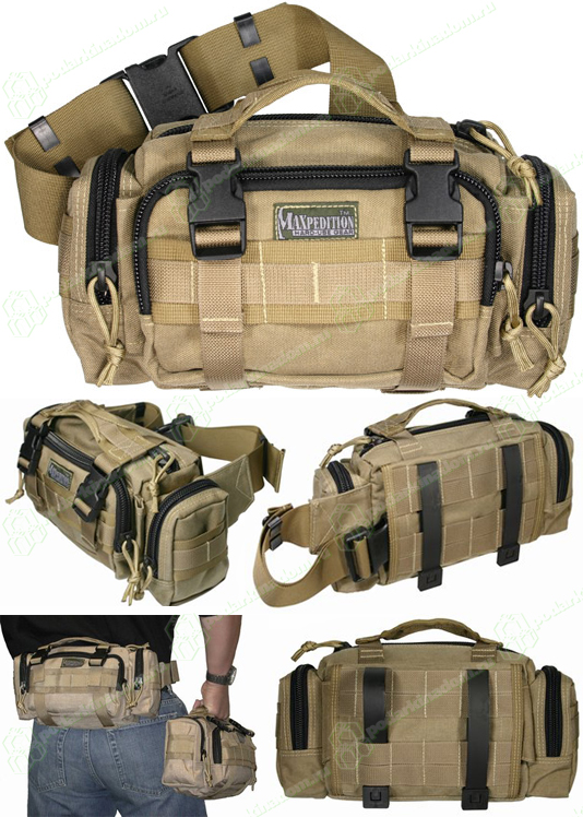 Сумки Maxpedition PodarkiNaDom.RU 4160.000