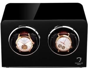 Часовая шкатулка для завода 2 наручных часов