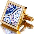 Коллекция Запонки с эмалью 26 наименований стоимостью от 7990 до 7990 руб.
